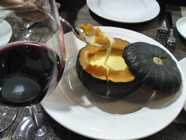 ワインの会は、まだまだ続く…(ビストロ・ソウソウ/犬山)