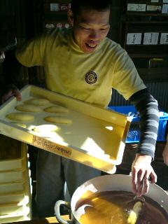 「たまりやパン工房」イベントに参加【2】(食べ歩き/岐阜市)