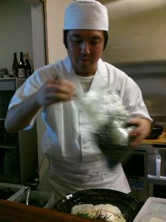 尾州うどん「一(はじめ)」さん、祝開店!(食べ歩き/江南市)