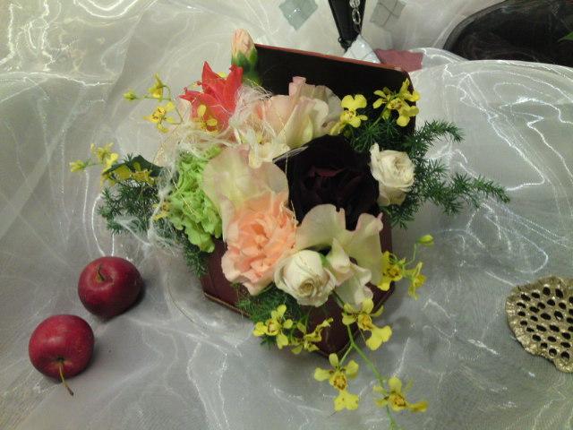 「花職人みっち」さん個展(イベント/扶桑町)