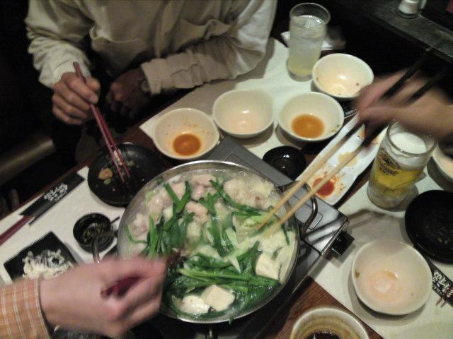 もつ鍋専門!(食べ歩き/名古屋市)