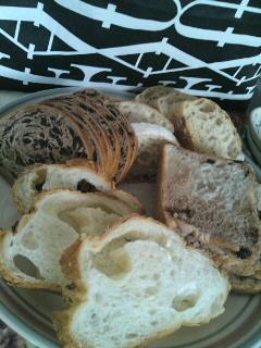 明けましてパン(食べ歩き/名古屋市)
