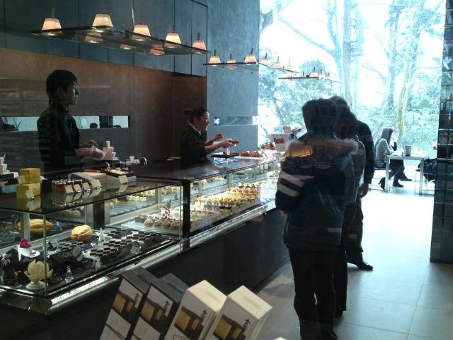 カリスマパティシエのお店へ1(旅/金沢)