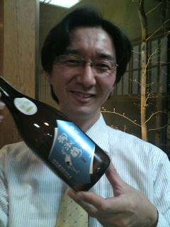 新酒と新蕎麦を楽しむ会(6)(取材中/一宮市)