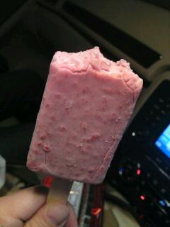 アイス三品比較論(駄菓子)