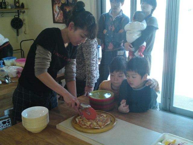 薪ストーブ料理試食会【2】(イベント/各務原)