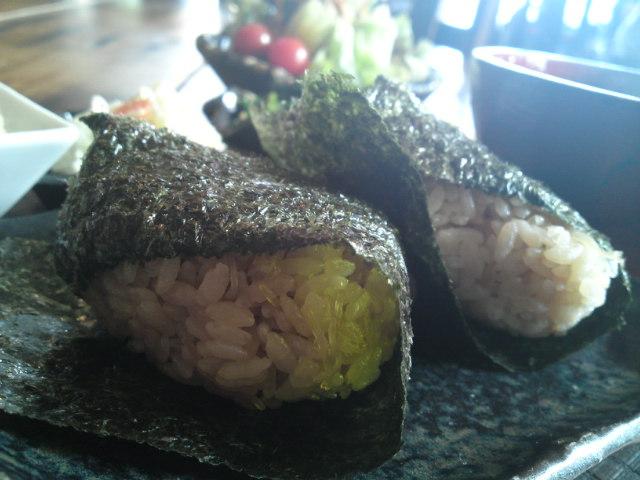 今日はホタテ飯〜(食べ歩き/扶桑町)