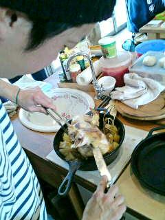 薪ストーブ料理体験会【3】(イベント/各務原市)