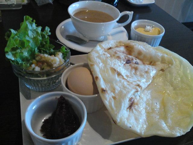 小倉ナンで朝食を…(食べ歩き/北名古屋市)