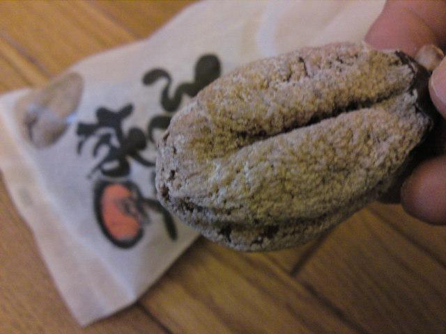 富山からの贈り物(買い食い)