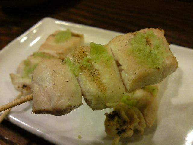 焼き鳥ダイエット【3】(食べ歩き/一宮市)