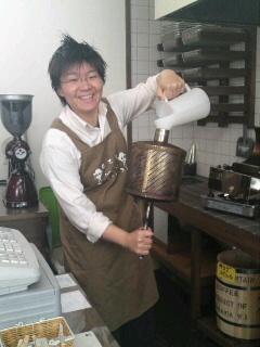 """""""超新鮮""""な珈琲はいかが?(食べ歩き/北名古屋市)"""