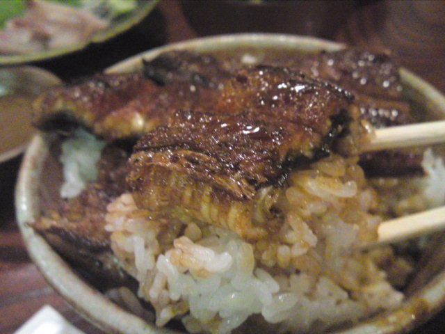 こってり鰻!(食べ歩き/一宮市)