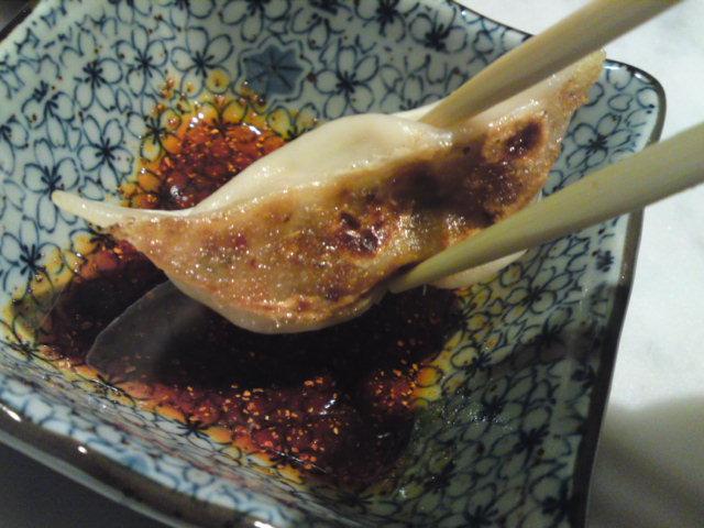 第三回餃子の会とラー油(パーティー)