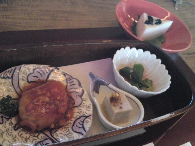 豆腐かふぇ浦嶌【2】(食べ歩き/犬山市)