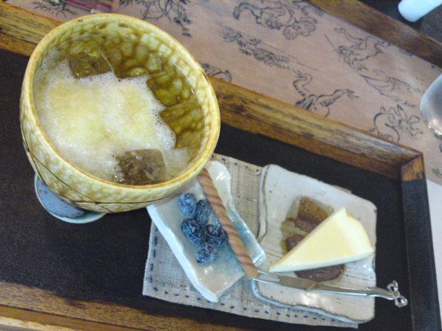 カフェギャラリー「風の実(かぜのみのり)」さん(食べ歩き/江南市)