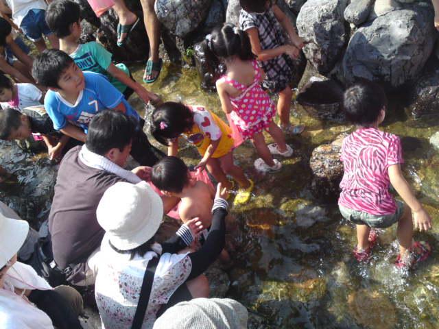 鮎を頂きに「洞戸観光ヤナ」さんに。(食べ歩き/関市)