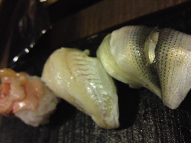 寿司「森海(しんかい)」さん。(食べ歩き/各務原市)