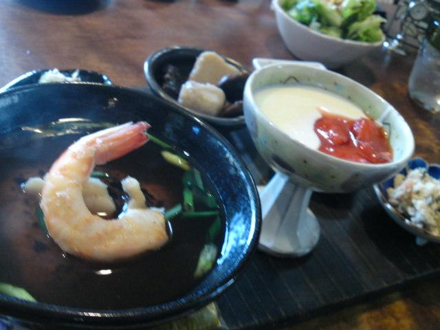 体リセットのお昼。(食べ歩き/扶桑町)