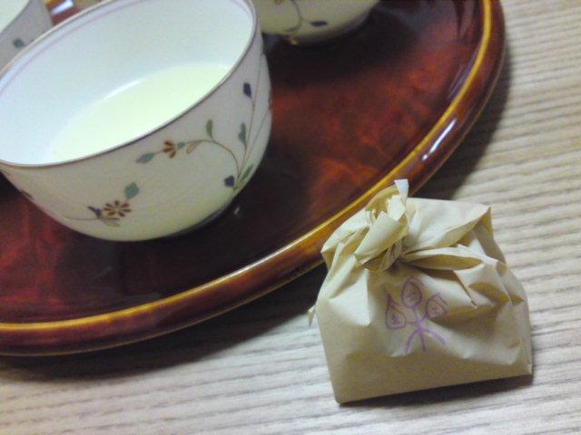 大口屋さんの栗粉(手土産/江南市)