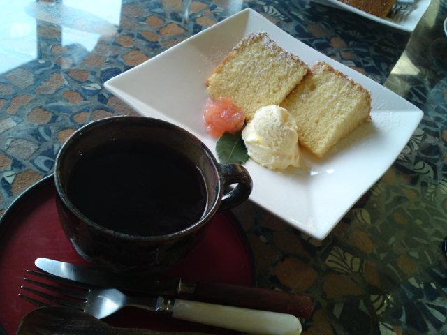 「ルーラルカフェ」さんに。(カフェ巡り/北名古屋)