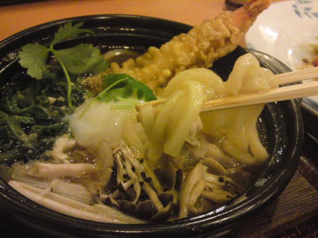 鍋焼きうどん情報2(犬山市)