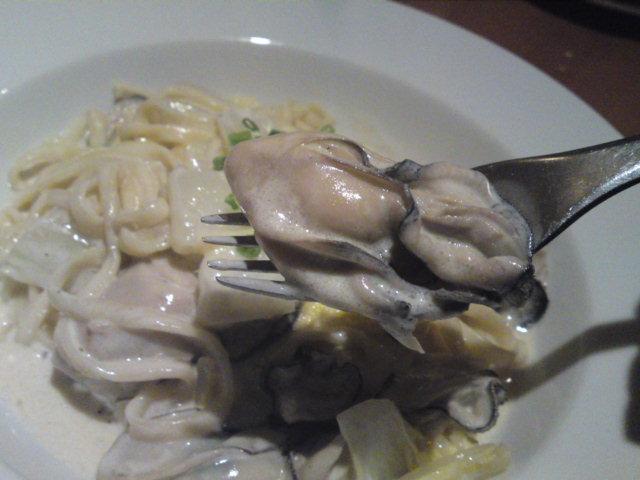 あっ!この牡蛎を忘れとった〜(食べ歩き/各務原市)