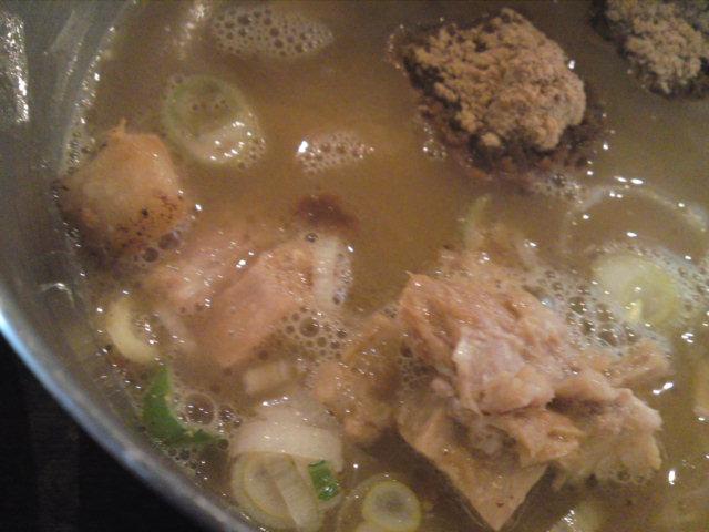 あけまして、つけ麺開拓。「カガミハラ55」さま(食べ歩き/各務原市)
