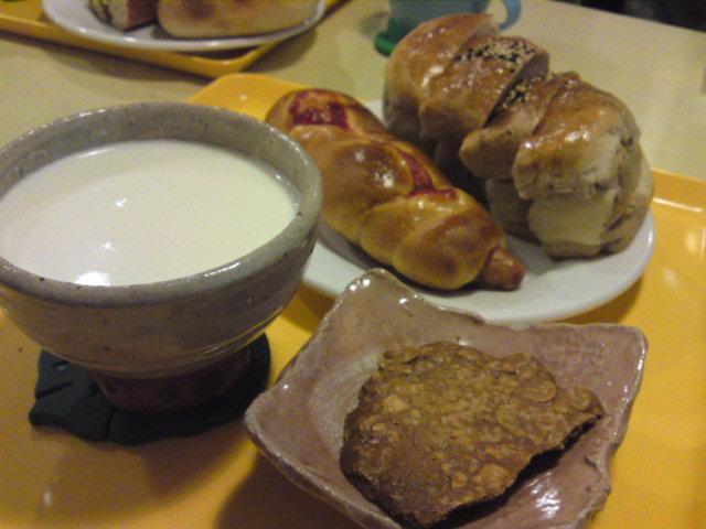 """昼食は""""城下町のパン屋さん""""茶蔵I's(アイズ)さんにて…(食べ歩き/犬山市)"""