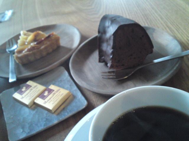 日曜日は「コクウ珈琲」さん。(食べ歩き/美濃加茂市)