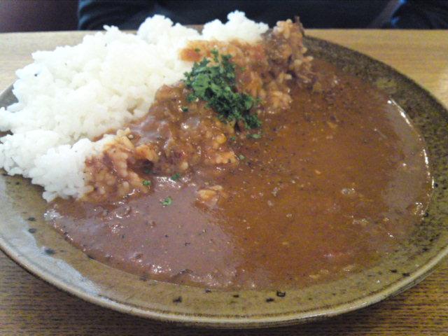 カンテ・マンフィーラさんのカレー(食べ歩き/岐阜市)