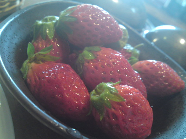 ぱれっと農園さん、苺美味しかったよ!(美味しかった情報/扶桑町)
