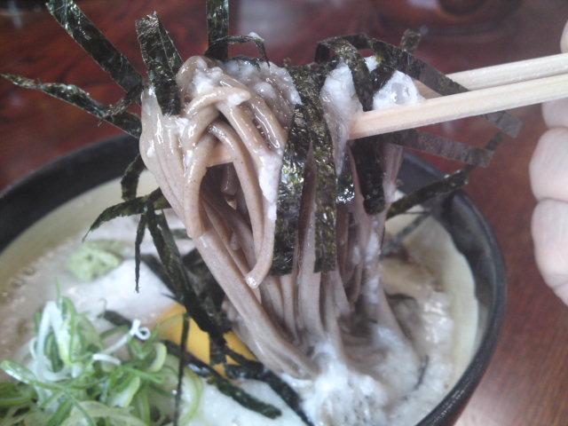 中津川「くるまや」さんで昼食(食べ歩き/中津川市)
