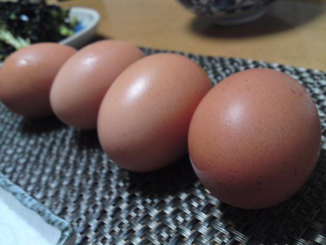 「歩荷(ぼっか)」の卵で早速、卵ごはん(生産者情報/稲沢市)