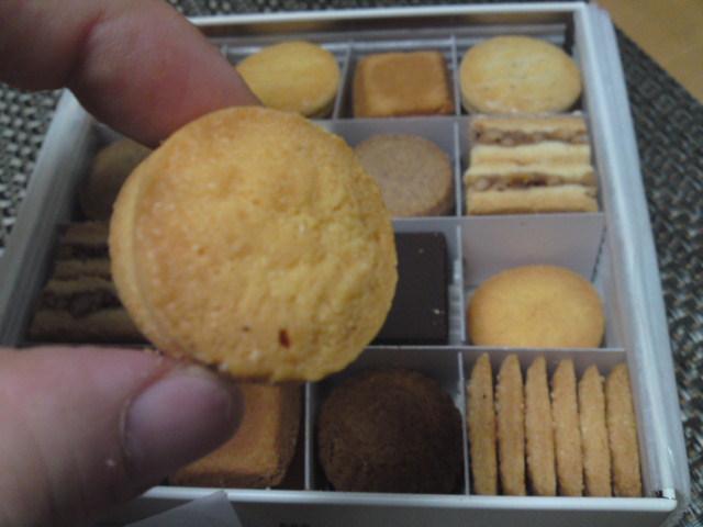 アンリ・シャルパンティエ様のクッキー