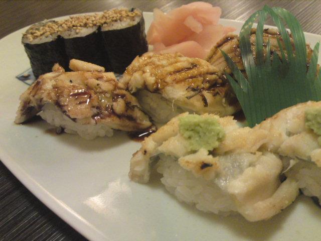 秋刀魚、トウモロコシ…初音さんで色んな初物、頂きました!(食べ歩き/大口町)