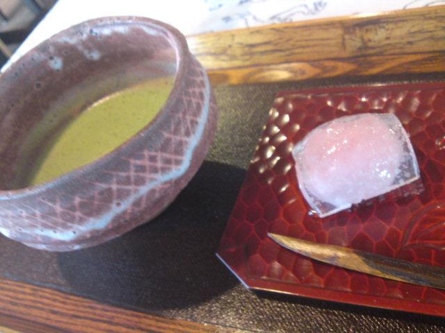 お抹茶の美味しいカフェ&ギャラリー「風の実(かぜのみのり)」さん。(食べ歩き/江南市)
